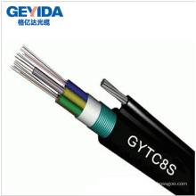 48 волоконно-оптический кабель с наружным оптоволокном и антенной