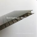 Garantie 10 ans Feuille polycarbonate transparente de 6 mm