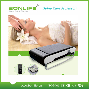 Spine care massage bed