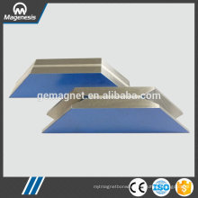 China gold manufacturer good quality welding magnet set