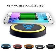 Mobile Phone QI Charging Pad Mobile Wireless Charger