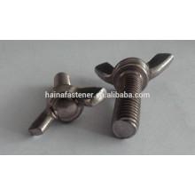 Boulon d'aile en acier inoxydable DIN316