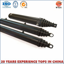 Telescopic Hydraulic Cylinders for Dump Truck Parker Type Multi-Satage