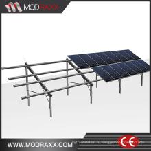Зеленый Мощность Алюминиевый панели солнечных батарей монтажный комплект (XL195)