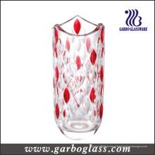 Vaso de vidro decorativo (GB1512YM-1 / P)