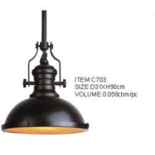 Popular Modern Restaurant Pendant Lamp (C703)