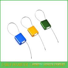Уплотнение кабеля (JY1.0TS), металлические пломбы