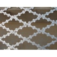 Hot Dipped Galvaized Rasiermesser Wire Mesh