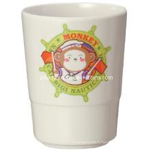 Vaisselle 100% de mélamine - tasse d'enfants de vaisselle d'enfants (BG606)
