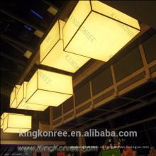 светопрозрачные панели стены смолаы,акриловый твердый поверхностный просвечивающий лист