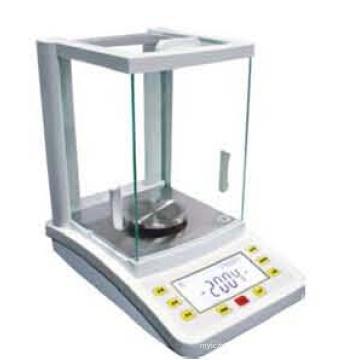 Bilan électronique automatique biologique à base de biobase avec calibrage interne