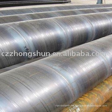 X42/X52/X60 SSAW SPIRAL WELDED PIPE