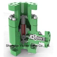 Soupape de protection de pompe haute pression (YCAM)