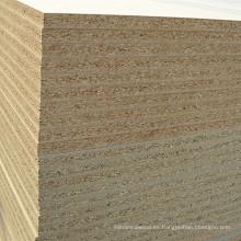 De Buena Calidad Tablero de partículas de MDF con color de grano de madera - Suerte de oro