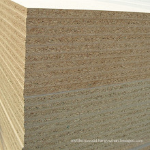 Good Quality MDF Particle Board with Wood Grain Color--Gold Luck