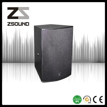 """Système audio de haut-parleur 15 """""""