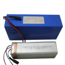 37V 10.5Ah Lithium ion battery pack for unicycle golf trolley, e-grass cutter, E-scooter, motorcycle