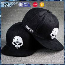 New and hot different types custom leather patch snapback hat for 2015