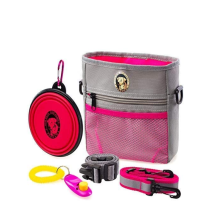 Pet Treats Tote Bag with Waist Belt