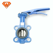 soft seal electric actuated butterfly valves
