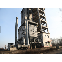 Bag filtering dust precipitator