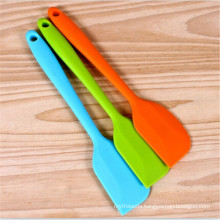 FDA/ LFGB Top Quality Personalized Silicone Baking Spatula