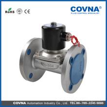 Sistemas automáticos de irrigação Irrigação flange válvula solenóide de 2 polegadas