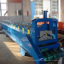 HT-470 russia popular profile standing seam roof panel curving machine