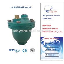 válvula de purga de aire de hierro dúctil