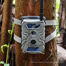 Nueva cámara impermeable del rastro de la caza del diseño con el guardia inalámbrico del explorador del juego de 1080P GSM MMS SMS