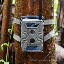 New Design Waterproof Hunting Trail Camera with 1080P GSM MMS SMS Wireless Game Scout Guard