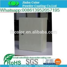 Elektrostatische Pulverbeschichtungsanlage für Aluminiumprofil und Stahlblech