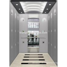 Gearless Residential Passenger Elevator Lift für Wohnungen, Hotels