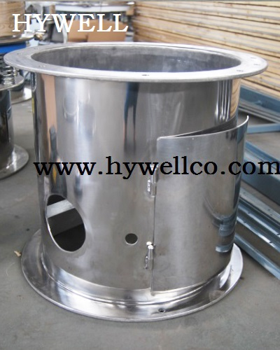 Stainless Steel Vibration Sieve of Round