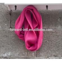 Новый 2014 100% кашемировый шарф вязание