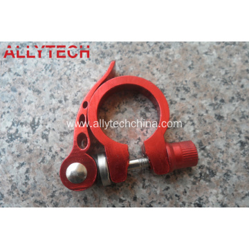 Precision Stainless Stamping Clamp Pipe Components