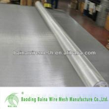 Malla de alambre de filtro de acero inoxidable Baina