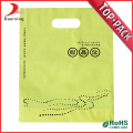 Heat Sealing Die Cut Promotional Plastic Bag