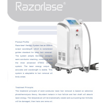 2013 New Technology 808nm Diode Laser Hair Removal Beauty Equipment