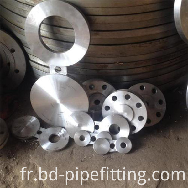 Spec Blind flange