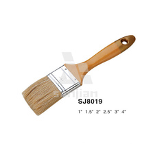 Hot-Selling Sjie8019 Pig Bristle Paint Brush