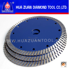 Recommend Product 105-400mm Sintered Turbo Diamond Saw Blade for Granite Marble Ceramic Tile etc