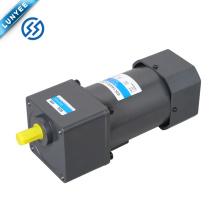 140W 1Ph 3Ph leichter AC-Induktionsmotor mit Getriebe