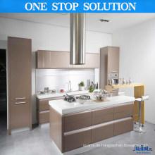 Pole UV Pinao Lack Küchenschrank