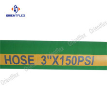 Chemical resistant flexible solvent hose