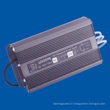 IP67 200W LED Driver DC12V Alimentation étanche pour lampe LED