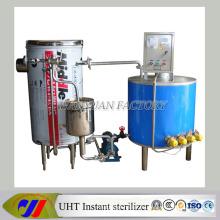 Máquina de esterilización instantánea de jugo ultra alta temperatura
