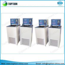 Precio de fábrica del laboratorio 0 ~ 105 grados baja temperatura termostato circulando baño de agua / circulador