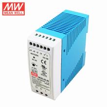 MEAN WELL 48v Single-Ausgang DIN-Schiene Netzteil 40W mit UL cUL CB CE Zertifikate MDR-40-48