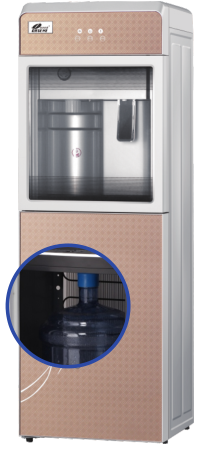 Convenient Bottom Loading Water Dispenser
